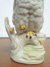 Vntage Cybis Baby Snowy Owl Figurine image 3