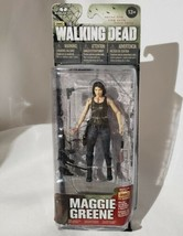 Maggie Greene Action Figure The Walking Dead TV Series 5 Sealed 2014 AMC - $27.71