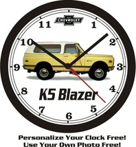 1970 CHEVROLET K5 BLAZER WALL CLOCK-FREE USA SHIP! - $26.72+