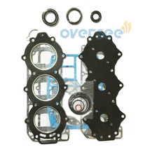 OVERSEE 6K5-W0001-00 Gasket Kit Replaces 60HP 2stroke Outboard Engine for Yamaha - $82.68
