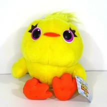 Disney Pixar Toy Story 4 Ducky Plush Stuffed Toy Yellow 9 Inch For Ages ... - $9.89