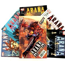 Arana The Heart of the Spider Comic Book Lot 6 Issues Marvel VF NM 1 5 6... - $9.85