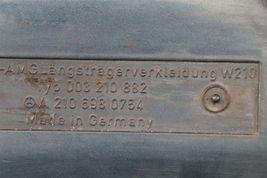 00-02 Mercedes Benz W210 E430 E55 AMG Side Skirt L&R image 6
