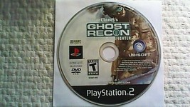 Tom Clancy's Ghost Recon: Advanced Warfighter (Sony PlayStation 2, 2006) - $3.45