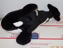 "Kohl's Kohls Cares Sea World Shamu PLUSH Stuffed Animal 14"" - $14.03"