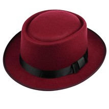 2019 Brand New Fashion Floppy Jazz Hat Pure Men Women Woolen Caps Englan... - $11.38