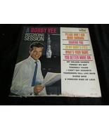Bobby Vee Recording Session Liberty LRP-3232 Mono Vinyl Record LP - $24.99