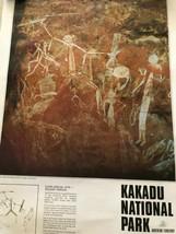 Kakadu Park Djarlandjal Site Recent Period Rock Art Photo Print Poster A... - £60.69 GBP