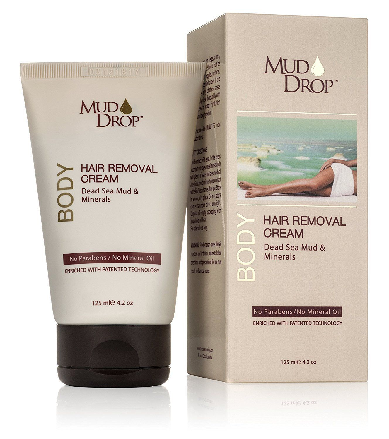 Hair Removal Cream, used for sale  USA