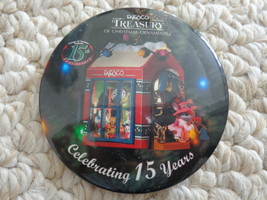 """""""CELEBRATING 15 YEARS by ENESCO PIN (#1938)  - $1.99"""