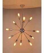 Sputnik Ceiling Light Fixture Atomic Starburst ... - $138.97