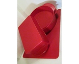 Bakeware set red silicone  cake pans  loaf pan  baking mat 01 thumb155 crop