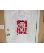 Betty Boop Hot Chick T-shirt Size M (7/9)  Women's NEW HTF - $34.99