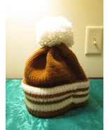 Childs Machine Knitted Brown Hat – 2-3 Toddler - $4.99