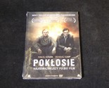 NEW Poklosie AFTERMATH DVD 2012 Maciej Stuhr Ireneusz Czop POLISH POLSKI SEALED