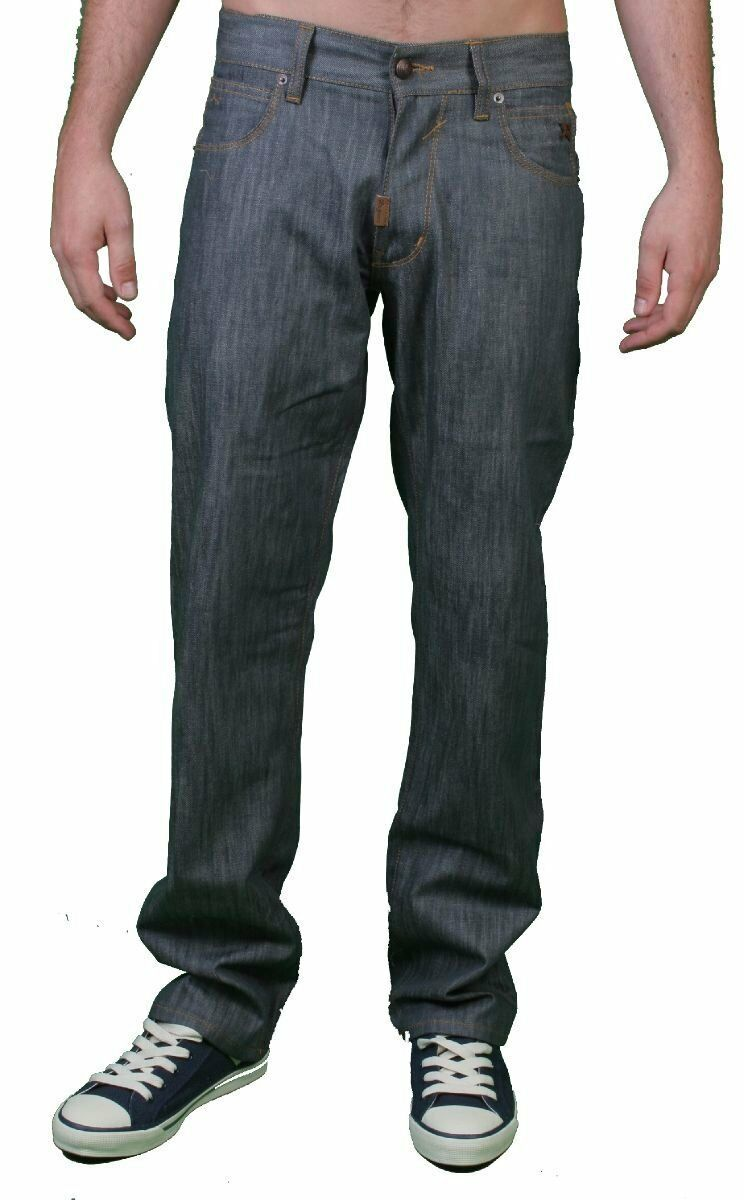 LRG Mens Raw Grey Mean Streak True Slim Straight Fit Denim Jeans 30 NWT