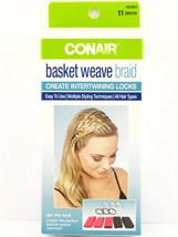Conair Basket Weave Braid - 11 Piece Kit (55903) - $7.99