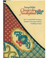 Book of Classics for Needlepoint Stitchery - $11.95