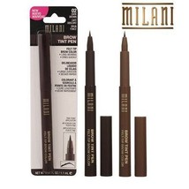 "Milani Felt-Tip Brow Color Tint Pen Natural Taupe or Dark Brown ""Pick any 1"" - $6.21"