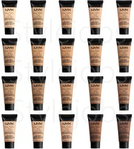 "NYX Stay Matte But Not Flat Liquid Foundation SMF ""Pick Your 1 Color"" - $6.99"