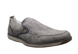 9 Size On Mens Stacy Casual Shoes Wanderer Gray Adams 020 53372 Slip BBOAvX