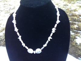 Rose Quartz Necklace - $15.00