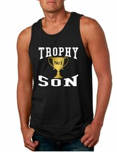 Men's Tank Top Trophy Son Cool Gift Love Graphic Top - $14.94+
