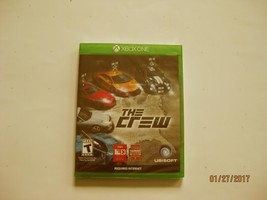 NEW The Crew (Microsoft Xbox One, 2014) sealed BRAND NEW - $18.99