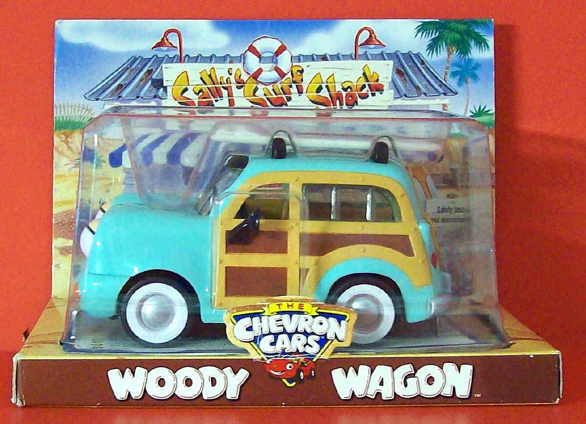 1999 The Chevron Cars Woody Wagon
