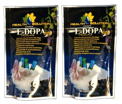 L-DOPA 120 CAPSULES 350 MG (2 Bottles) - $28.01