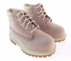 """TIMBERLAND 34892 6"""" PREMIUM WATERPROOF BOOTS BABY/TODDLER SIZE 5-10 - $69.99"""