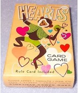 Vintage Whitman Childrens Picture Card Game Hearts with Box Complete - $8.00