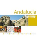 Andalucia Popout Map - $8.34