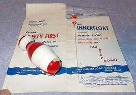 Innerfloat Tackle of Olathe Kansas Fishing Float in Mailing Tube and Instruction - $29.95