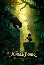 "The Jungle Book  Movie Poster  24"" x 36"" - $23.00"