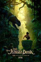 "The Jungle Book  Movie Poster  24"" x 36"" - $20.00"