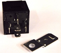 Chevy GMC Buick Pontiac 12V 5-Terminal Sealed Replacement Relay 25530733 - $6.89