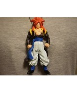Big DBZ Super Saiyan 5 Gogeta Figure Necklace Dragon Ball Z Collectible ... - $10.77