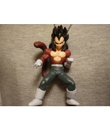 Big DBZ Super Saiyan 4 Vegeta Figure Necklace Dragon Ball Z Collectible ... - $9.79