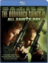 The Boondock Saints II: All Saints Day  (Blu-ray Disc, 2009)