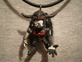 Digimon Devimon Figure Charm Anime Jewelry Necklace - $8.81