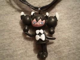 Pokemon Gothorita Charm Anime Figure Jewelry Necklace - $9.99