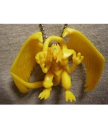 Yugioh The Winged Dragon Of Ra Figure Charm Necklace Anime Collectible J... - $8.81