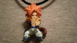 Super Saiyan Gogeta 4 Dragon Ball Z DBZ Gift Necklace - $8.81