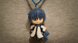 Vocaloid Kaito Figure Charm Anime Necklace Collectible Cute Novelty Jewelry - $10.77