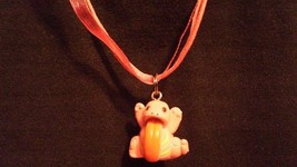 Pokemon Lickitung Anime Charm Figure Scene Necklace - $6.86