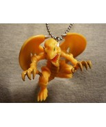 Yugioh Thousand Year Dragon Figure Charm Necklace Anime Collectible Cool... - $8.81
