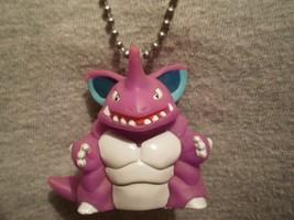 Pokemon Nidoking Anime Figure Charm Novelty Necklace Cute Gift Cool Jewelry - $9.99