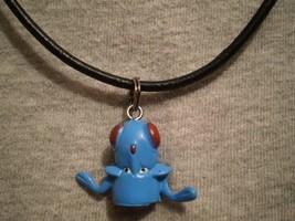 Pokemon Tentacool Figure Charm Jewelry Gift  Necklace - $9.99