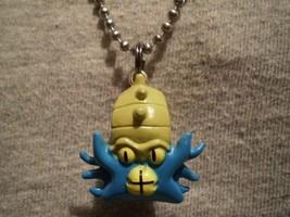 Pokemon Omastar Anime Figure Charm Necklace Cool Kawaii Cute Collectible Jewelry - $9.99